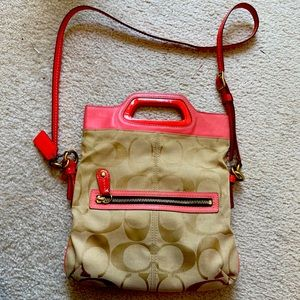 Coach purse (wallet included)